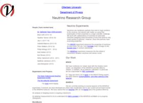 neutrino.otterbein.edu