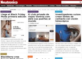 neutronico.com