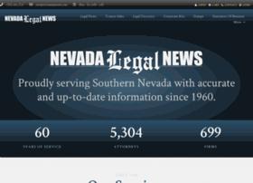 nevadalegalnews.com