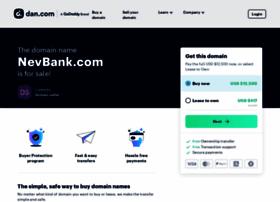 nevbank.com