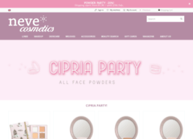 nevecosmetics.it