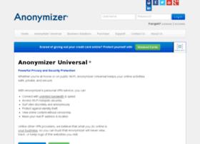 nevercookie.anonymizer.com