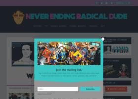 neverendingradicaldude.com