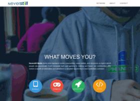 neverstill.com