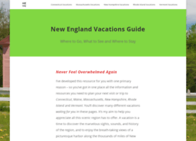New-england-vacations-guide.com