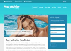 new-hairline.com
