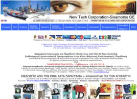 new-tech-corporation-sa.com