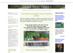 new-terra-natural-food.com