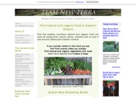 new-terra-natural-food.com