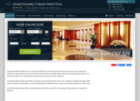 New-world-hotel-xian.h-rez.com
