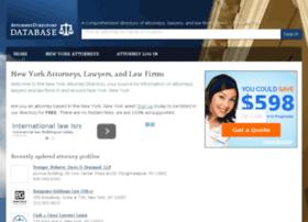 new-york.attorneydirectorydb.org