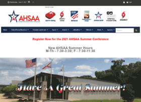 new.ahsaa.com