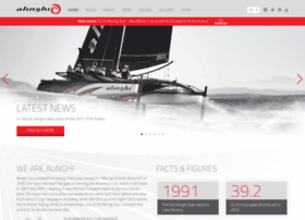new.alinghi.com