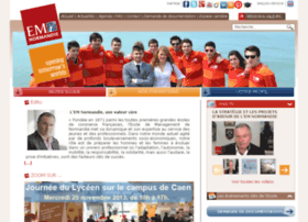new.ecole-management-normandie.fr