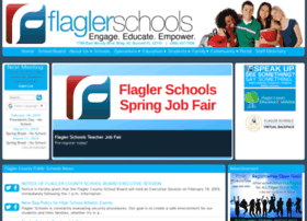new.flaglerschools.com