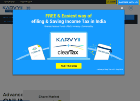 new.karvyonline.com
