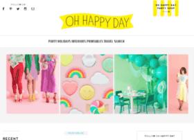 new.ohhappyday.com