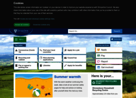 new.shropshire.gov.uk