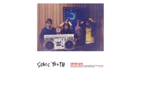 new.sonicyouth.com