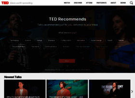 new.ted.com