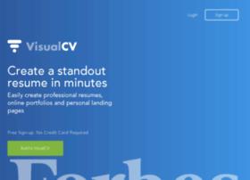 new.visualcv.com