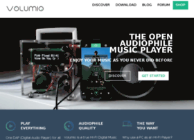 new.volumio.org