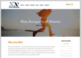 newacropolisatlanta.org