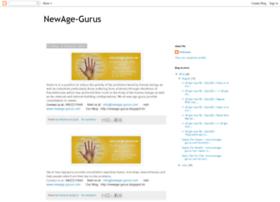 newage-gurus.blogspot.in