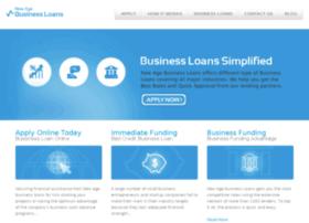newagebusinessloans.com