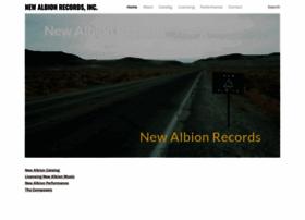 newalbion.com