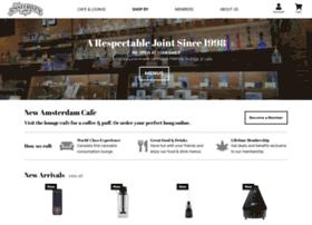 newamsterdamcafe.com