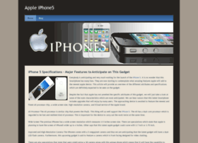 newappleiphone5.weebly.com