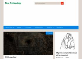 newarchaeology.com