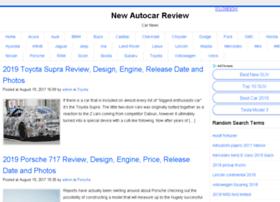 newautocarreview.com