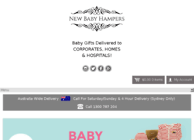 newbabyhampers.com.au