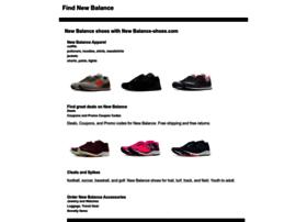newbalance-shoes.com
