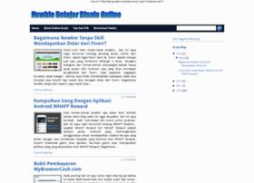 newbie-bisnis-online.blogspot.com
