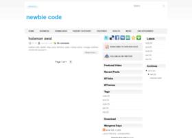 newbie-code.blogspot.com