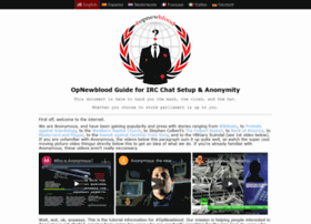newblood.anonops.com
