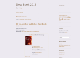 newbook2013.wordpress.com