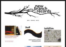 newbranchrecords.com
