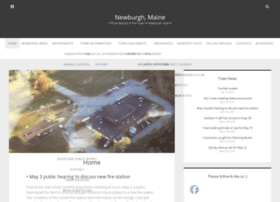 newburghmaine.com