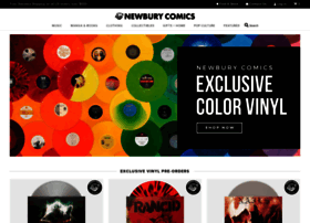 newburycomics.com