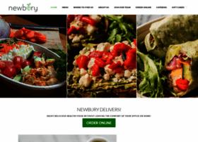 newburystreetcafe.com