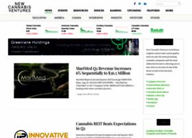 newcannabisventures.com