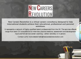 newcareersrevolution.com