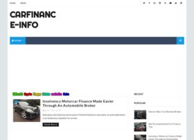 newcarfinance-info.blogspot.com