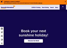 newcastleairport.com