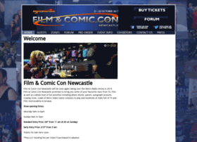 newcastlefilmandcomiccon.com