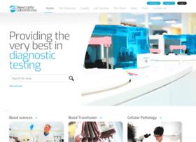 newcastlelaboratories.com